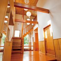 時と共に風格を増す。木造和風建築の醍醐味を感じる住まい