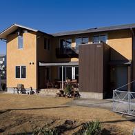 『ずっと、ここにいたい』と 思わせる 居心地の良さを 感じさせてくれる家
