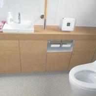 トイレ改装!