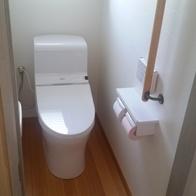 トイレ改装!!
